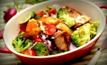Diet untuk penderita diabetes dan gagal ginjal
