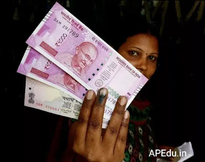 sBI: Are currency notes corrupted? Change free in SBI Like this.