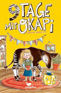 9 Tage mit Okapi ; Sabdra Niermeyer ; Magellan Verlag