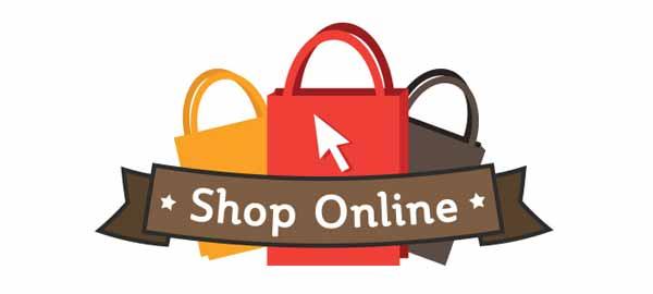 25 Contoh Desain Logo Online Shop Keren Dan Menarik Grafis Media