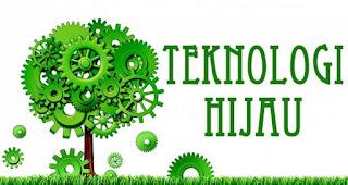 Apa itu green technology dan apa contoh nya?