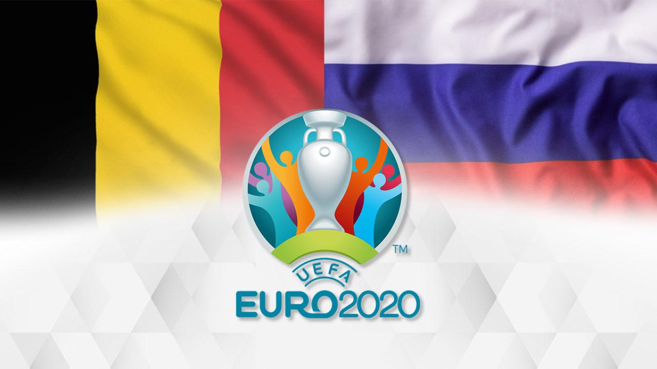 موعد والقنوات الناقلة لمباراة بلجيكا ضد روسيا اليوم في كأس الأمم الأوروبية 2020