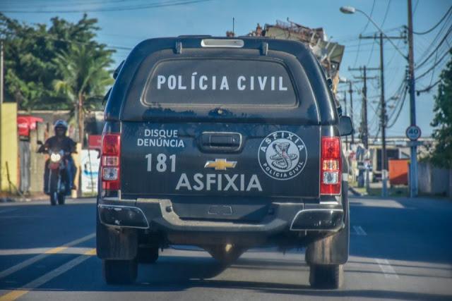 PC prende em Maceió mais um suspeito de homicídio ocorrido de Santana do Ipanema
