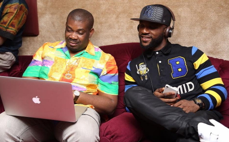 don jazzy iyanya