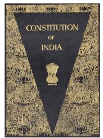Why conservatives anger on Constitution  संविधानावर प्रस्तापितांचा राग का?