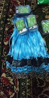 Jual tali lanyard Surabaya harga termurah