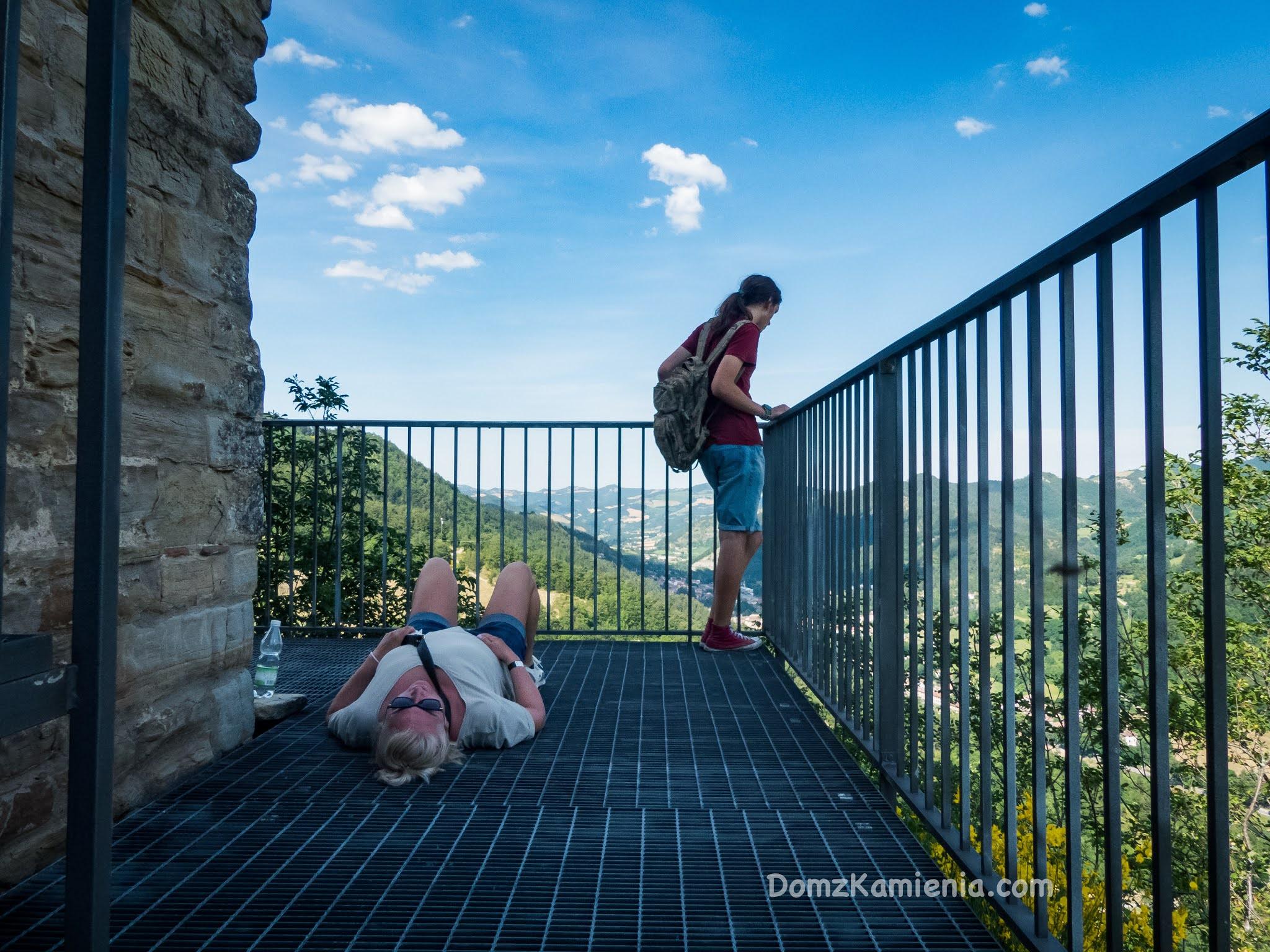 Dom z Kamienia trekking w Marradi
