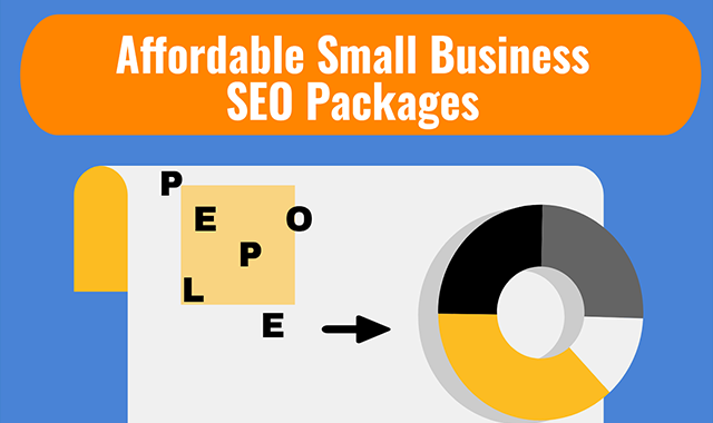 Affordable Small Business SEO Packages #infographic