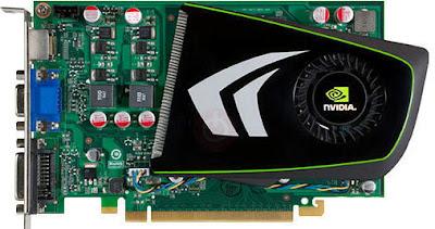 Nvidia GeForce GT 240フルドライバをダウンロード