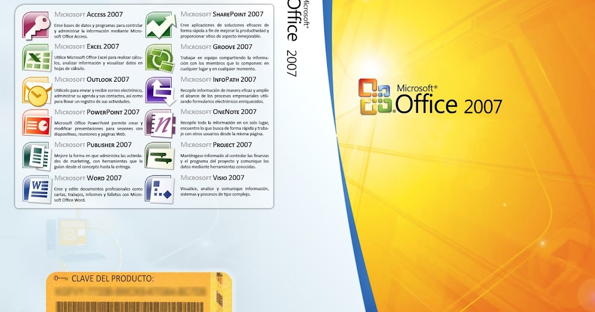 ms office groove 2007 product key