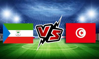تونس و غينيا الإستوائية بث مباشر