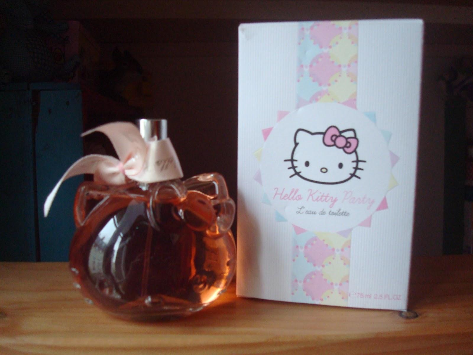 Ces Doux Moments Hello Kitty Se Décline Aussi En Parfum Grâce à