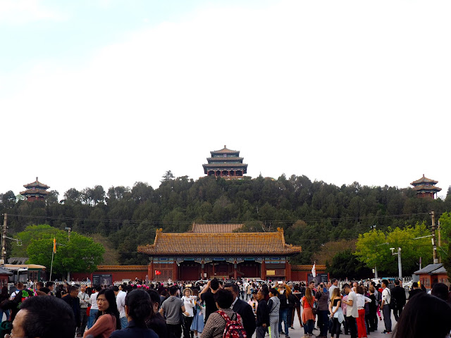 Jinshan Park, Beijing, China