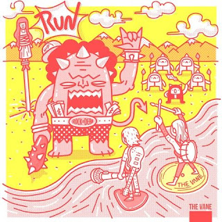 [Mini Album] The Vane - RUN Mp3 full zip rar 320kbps