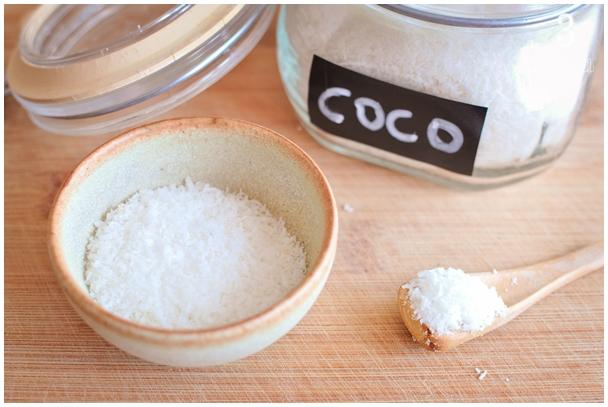 o que ter na cozinha coco ralado