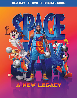 Space Jam A New Legacy Bluray