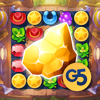 Jewels of the Wild West: Match gems & town Mod Apk