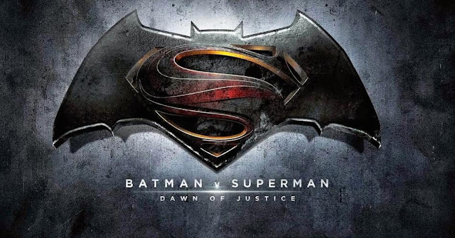 Logo de Batman v Superman: Dawn of Justice.