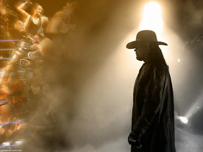 Download WWE The Undertaker hd wallpapers