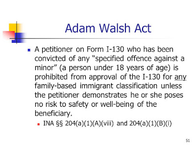 Adam Walsh Act