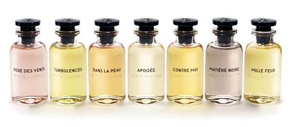 Nouveaux parfums Louis Vuitton 2016 - Blog beauté Les Mousquetettes