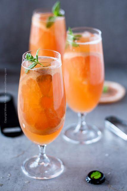 Grapefruit Beer Shandy Cocktail Recipe