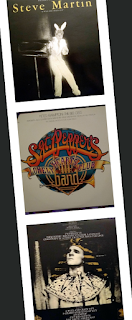 Filmstrip of A Wild and Crazy Guy and Sgt. Pepper's