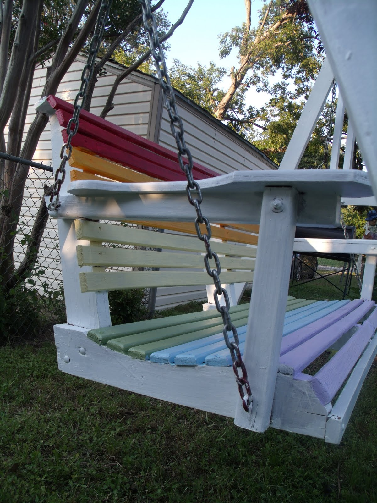 Backyard makeover on a budget - One Mama's Daily Drama on Patio Makeovers On A Budget id=12955