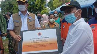 BNPB Bakal Beri Bantuan Rp 50 Juta untuk Rumah Rusak Berat Akibat Badai Seroja di Kupang