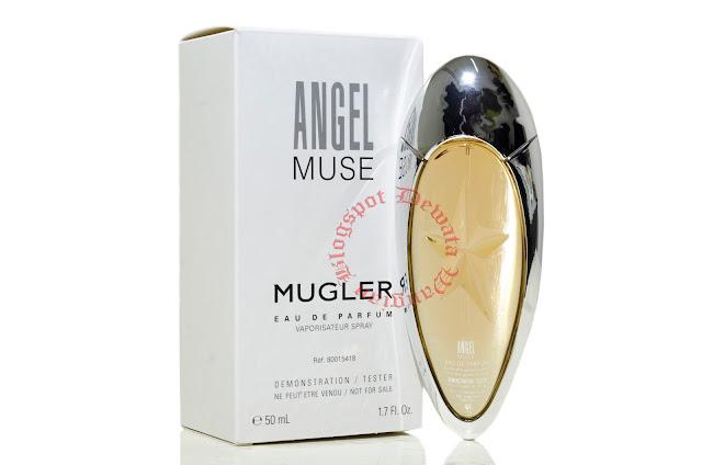 Thierry Mugler Angel Muse Tester Perfume