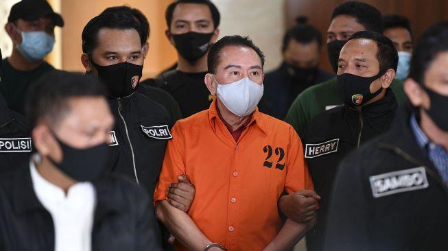 Kejagung Ungkap Bahwa Andi Irfan Jual Nama Hakim MA untuk Yakinkan Djoko Tjandra
