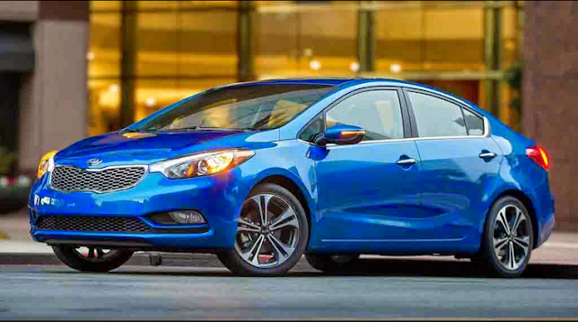2017 KIA Forte Specs, Review and Release Date
