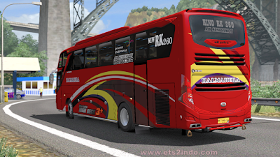 Jetbus 3+ SHD HINO RK8 Adudu V1 - Fix