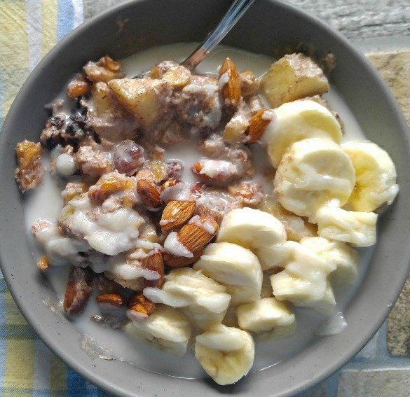 Healthy Breakfast Bowl – Paleo Gluten Free Breakfast Recipe #healthymeal #whole30