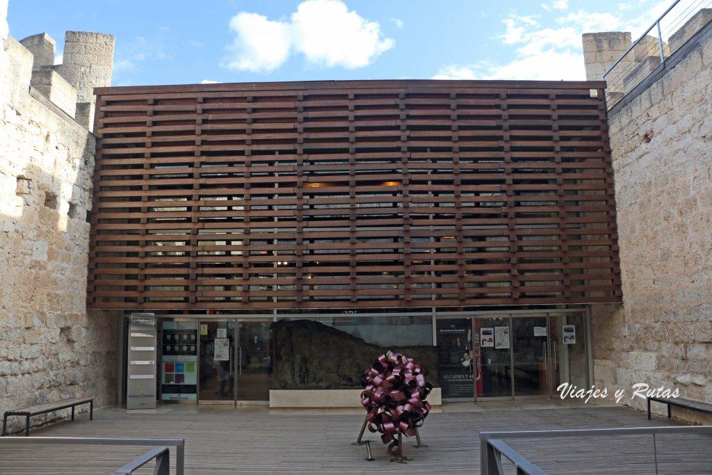 Museo del vino del castillo de Peñafiel, Valladolid