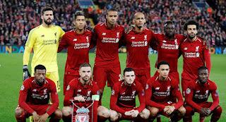 آخر أخبار منتخب ليفربول اليوم في ظل تعليق تدريبات الفريق الجماعية