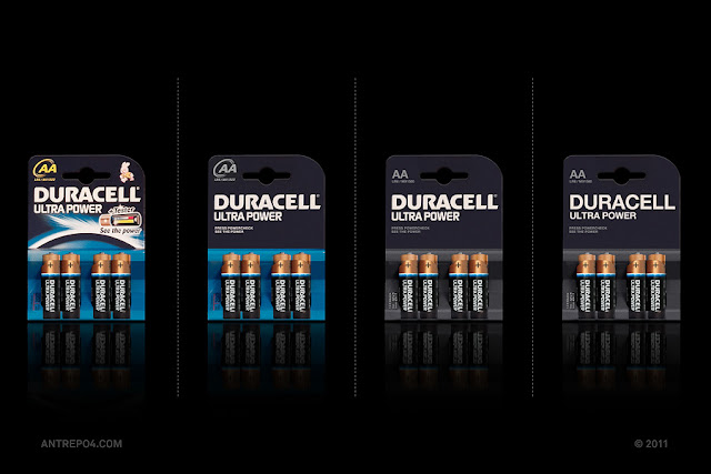 Green Pear Diaries, diseño, packaging, minimalismo, Duracell