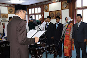 Gubernur Lantik Anggota KPID NTB Periode 2018-2021