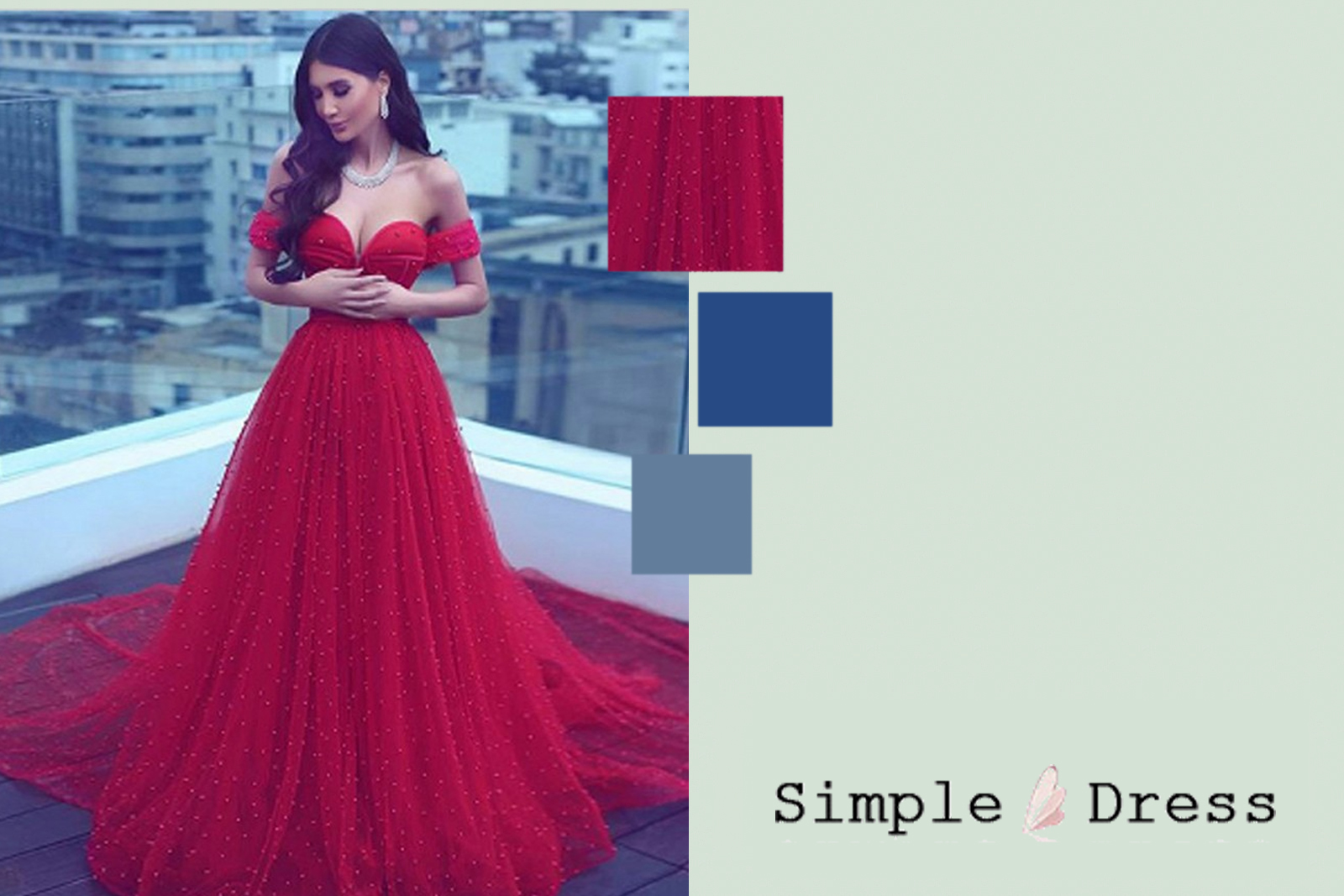 Capturing Life Memoirs: Simple Dress 2018 | Prom Dress