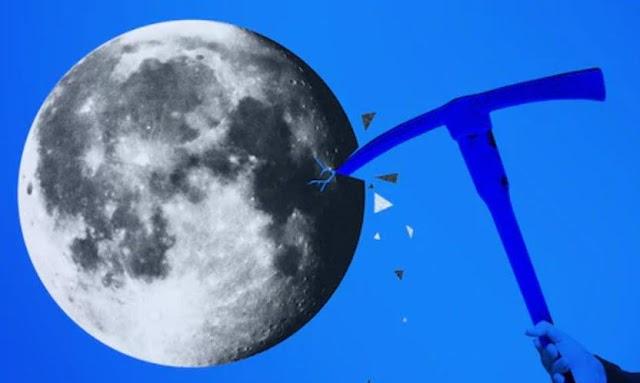 Η Εξόρυξη Σελήνης θα μπορούσε να ξεκινήσει ήδη από το 2025