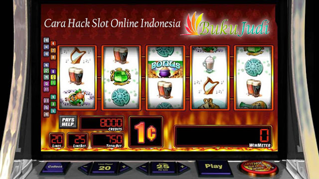 Cara Hack Slot Online Indonesia