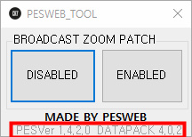 Camera ZOOM Disabler For PES 2019 DP 4 0 2 - PES - HD PATCH