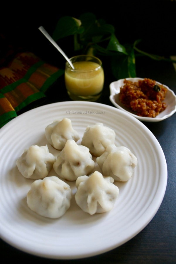 Traditional Modak | Ukadiche Modak | How to make Modak without mould