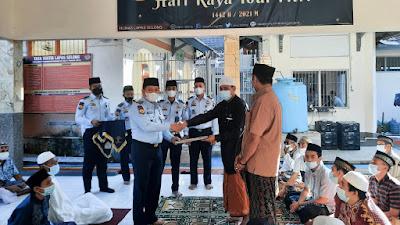 Ratusan Warga Binaan Lapas Selong Dapat Remisi Khusus Hari Raya Idul Fitri