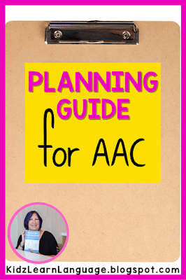 AAC modeling template