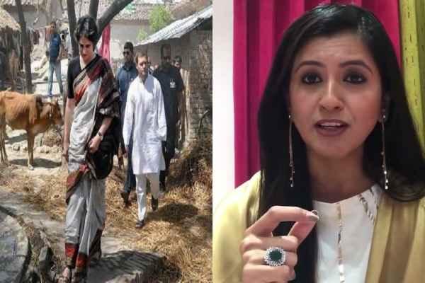congress-dare-congress-to-compare-gujarat-village-with-amethi