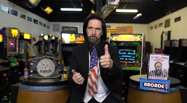 Billy Mitchell records reinstated Guinness World Records statement PAC-MAN Donkey Kong arcade