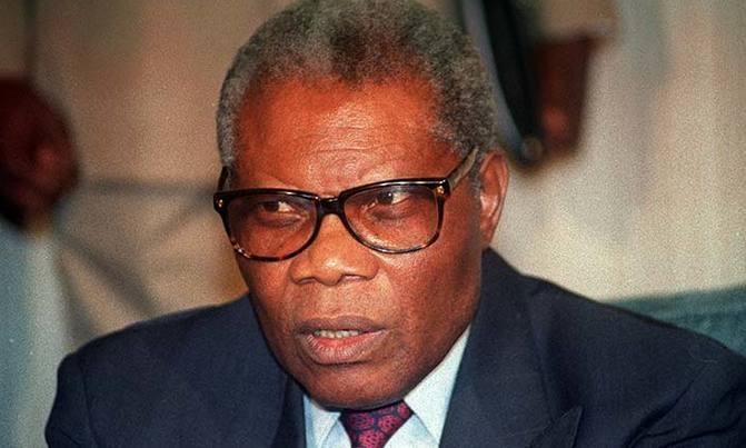 Ex-Congo president Pascal Lissouba dies at 88