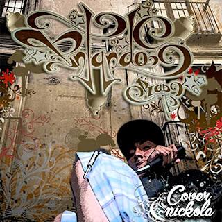 Cover - Pintando Rap (2009)