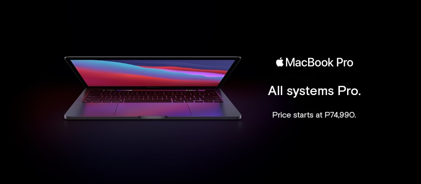 MacBook Pro M1 Philippines
